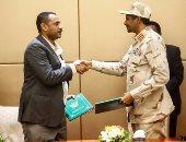 الكويت تشارك فى حفل توقيع الترتيبات الانتقالية بالسودان