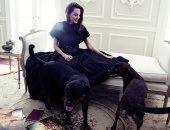 أنجلينا جولي فى حوارها مع ELLE: اشجع بناتي على تطوير عقولهن