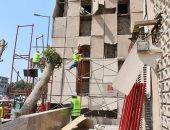 """انفجار معهد الأورام.. """"الخشت"""": اللجنة الهندسية تبدأ ترميم المعهد"""