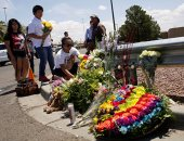 """مظاهرة ضد العنف والكراهية بعد حادث إطلاق نار جماعى على متجر بولاية """"تكساس"""""""