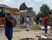 تنفيذ 13 قرار إزالة تعديات على أراضى تابعة لوزارة الرى شرق الإسكندرية
