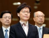 رئيسة هونج كونج تبدى استعدادها لإجراء تعديل حكومى عند انتهاء الاحتجاجات