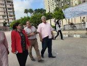 """""""الشباب والرياضة"""" بالإسكندرية تبحث إشهار 3 مراكز شباب جديدة"""