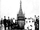 فيديو قديم.. تسجيل لمحمل كسوة الكعبة المشرفة أثناء خروجه من مصر لمكة
