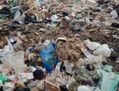شكوى من انتشار القمامة بشارع 15 مايو بشبرا الخيمة