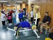 إشادة واسعة باللقاء الرياضى للاحتياجات الخاصة بمشاركة 210 لاعبين.. صور