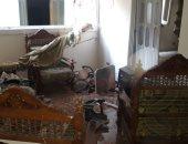 """صور.. """"تاون جاس"""" تعلن عدم مسئوليتها عن انفجار شقة سيدى بشر قبلى بالأسكندرية"""