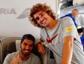 وصول بعثة برشلونة إلى ميامى لخوض وديتين قبل الموسم الجديد