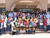 قطاع التدريب بالرى ينظم ندوة للطلاب الأفارقة حول أخلاقيات واستخدام المياه