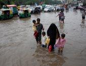ارتفاع حصيلة الوفيات لـ24 بسبب الامطار الغزيرة فى كراتشى