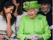 الملكة إليزابيث تسعى لإقامة علاقة طيبة مع ميجان ماركل..اعرف السبب