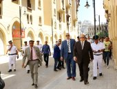 محافظ القاهرة: تسكين 500 أسرة بروضة السيدة زينب