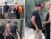 سانشيز يتجاهل معسكر مانشستر يونايتد ويقضى رحلة قصيرة مع صديقته.. صور