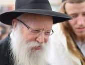 إسرائيل تكرم حاخام أفتى بقتل المسلمين يوم الخميس المقبل