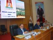 محافظ الوادى الجديد يوجه بتخصيص أراض لإقامة مشروعات خدمية للمواطنين