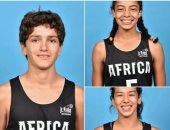 اختيار ثلاثى السلة للمشاركة فى برنامج NBA junior