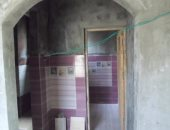 """صور.. إعادة إعمار 120 منزلا بـ4 قرى ضمن مبادرة """"حياة كريمة"""" بأسوان"""