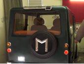 """""""عربية هاند ميد"""".. شاهد أول سيارة مصنوعة يدوياً بالكامل فى باكستان"""