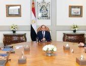 السيسى يشهد توقيع مذكرة تفاهم بين القوات البحرية المصرية وشركة هاتشيسون