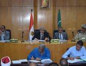 صور.. محافظ المنيا: تنفيذ الخطة الشاملة للعام الحالى بنسبة 100%