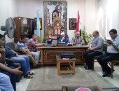 رئيس أزهر الإسكندرية يجتمع بمديرى الإدارات التعليمية استعدادا للدور الثانى