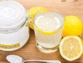 صحتك فى وصفة.. عصير الليمون وصودا الخبز لعلاج مشاكل المعدة