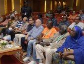 قناة السويس تستقبل وفدا من البرلمان الإفريقى لإطلاعهم على مشروعات التطوير