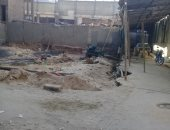 صور.. سكان شارع بالعمرانية يطالبون بسرعة صيانة الطريق ورصفه