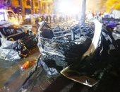 تشييع الضحية الـ13 من ضحايا حادث معهد أورام القاهرة بمسقط رأسها بالغربية