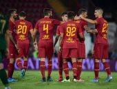 هدف خرافي لكولاروف يزين تعادل روما ضد بلباو وديا.. فيديو