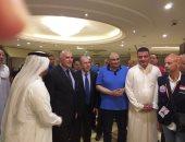 """رئيس بعثة الحج المصرية يتفقد مقر """"التضامن"""" للاطمئنان على الحجاج"""