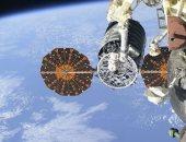 """انفصال مركبة الشحن """"سيجنوس"""" عن المحطة الفضائية الدولية"""