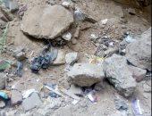 شكوى من تراكم الرديم بشارع شارع عبد الحميد عطا بالعشرين فيصل