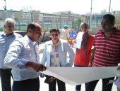 تطوير مركز شباب سموحة وأبيس بالإسكندرية