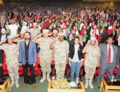 القوات المسلحة تنظم عددا من الندوات التثقيفية لطلبة الجامعات المصرية