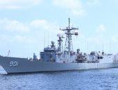 القوات البحرية المصرية واليونانية تنفذان تدريبا بحريا عابرا بالبحر المتوسط