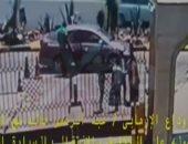 شاهد..لقاء الإرهابى عبد الرحمن خالد مع أسرته قبل تنفيذ تفجير معهد الأورام