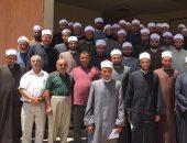 """أمين """"البحوث الإسلامية"""" يلتقى الوعاظ قبل انتهاء برنامج إعداد المفتى المعاصر"""