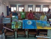 صور.. ختام فعاليات مسابقة إبداع لمراكز الشباب والرياضة بجنوب سيناء