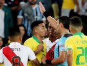 كونميبول يعلن إيقاف جيسوس نجم البرازيل لمدة شهرين