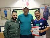 النصر يتعاقد مع عامر حمدى لمدة 3 مواسم