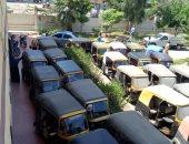 التنمية المحلية: التكاتك المرخصة ستعمل فى القرى والفان للمدن.. ولن يضار أحد