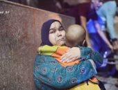 فيديو.. والدة طفل السرطان بمعهد الأورام تروى تفاصيل النجاة من الحادث