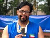 """لاعب كويتى يحصد الميدالية الفضية فى بطولة """"متلازمة داون"""" للأمریكتین"""