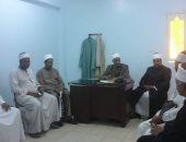 عيد الاضحى المبارك.. اجتماع طارئ لمدير أوقاف الأقصر ورجال الدعوة قبل العيد