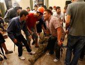 اشتباكات بين شرطة قرغيزستان وأنصار ألماظ بيك أتامبايف وقت اعتقاله