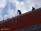 صور.. إيقاف أعمال بناء 4 عقارات مخالفة وحملة تموينية بالإسكندرية