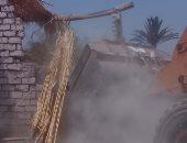 محافظ أسيوط: إزالة 51 حالة تعد على النيل بـ 3 قرى فى ديروط