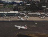 مصرع سيدة وإلغاء رحلات طيران بسبب الرياح القوية فى أستراليا