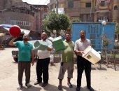 انعدام مياه الشرب مأساة سكان منطقتى صندفا وسوق اللبن بمحافظة الغربية